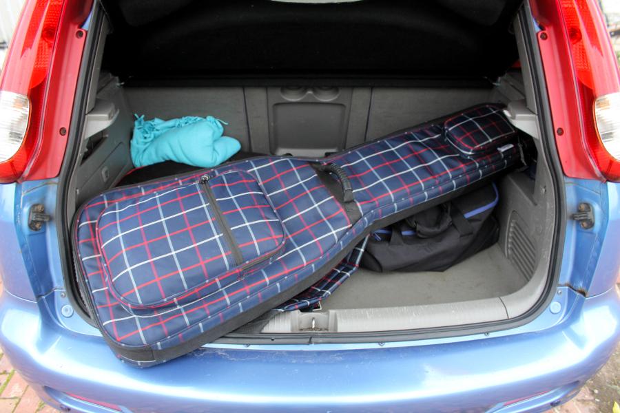 Chevrolet Tacuma - bagażnik