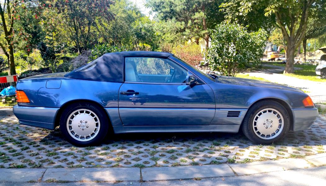 Mercedes 300 SL-24 R129
