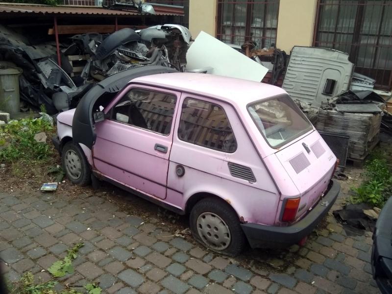 Fiat 126p EL
