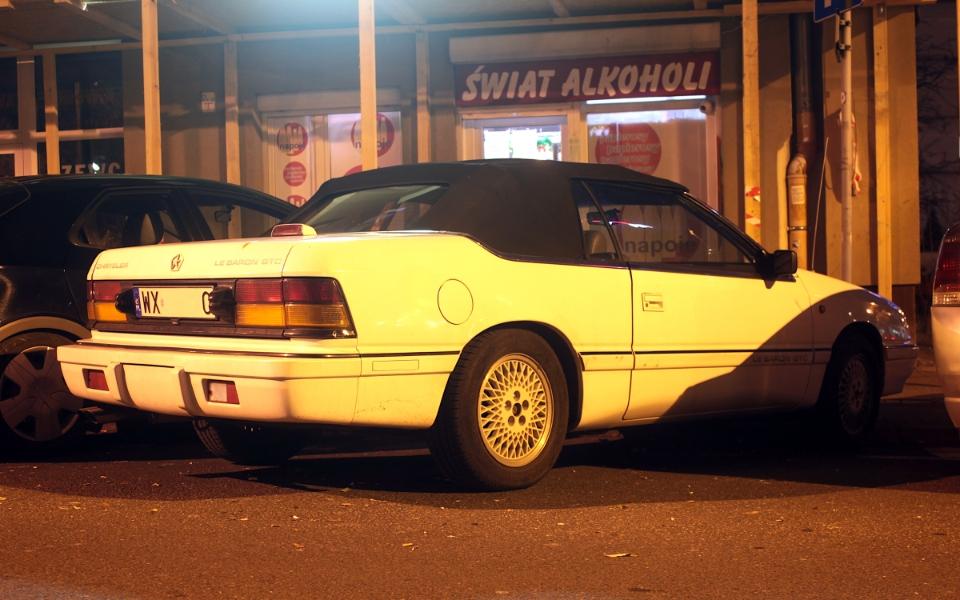 Chrysler LeBaron Cabrio
