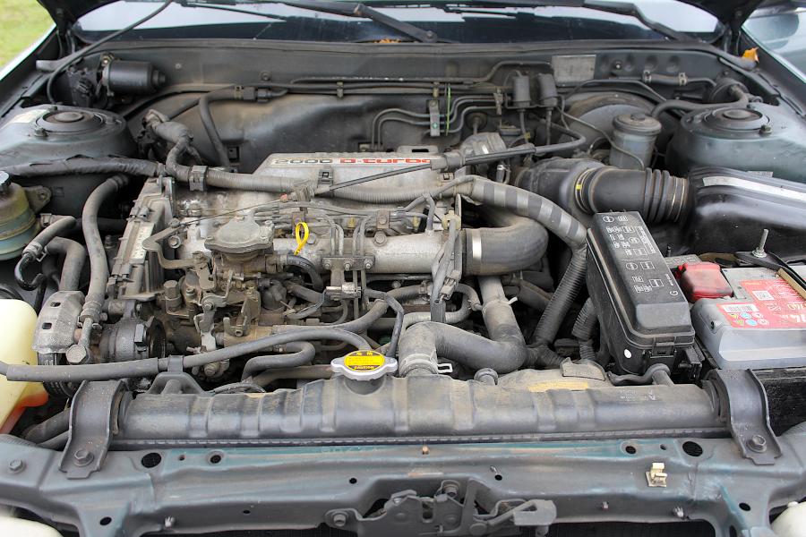 Toyota Camry V20 silnik 2C-T