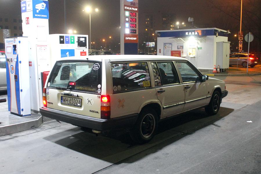 """Volvo 940 """"Skanssen"""""""