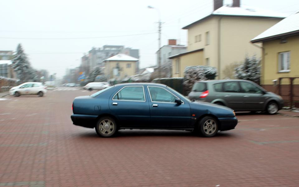 Choinka w Gracie 2021 - Lancia Kappa