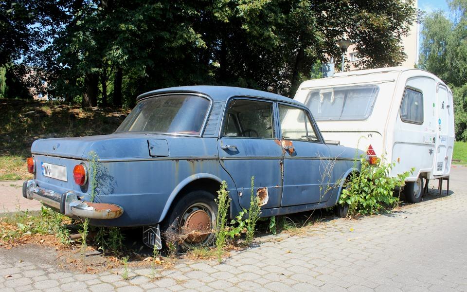 Fiat 1100R i N126