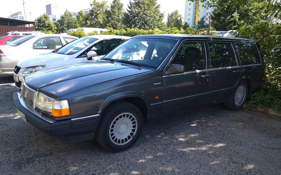 Volvo 760 kombi