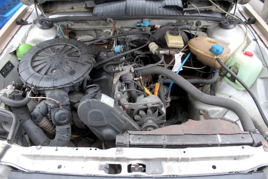 VW Passat B2 - silnik 1.6