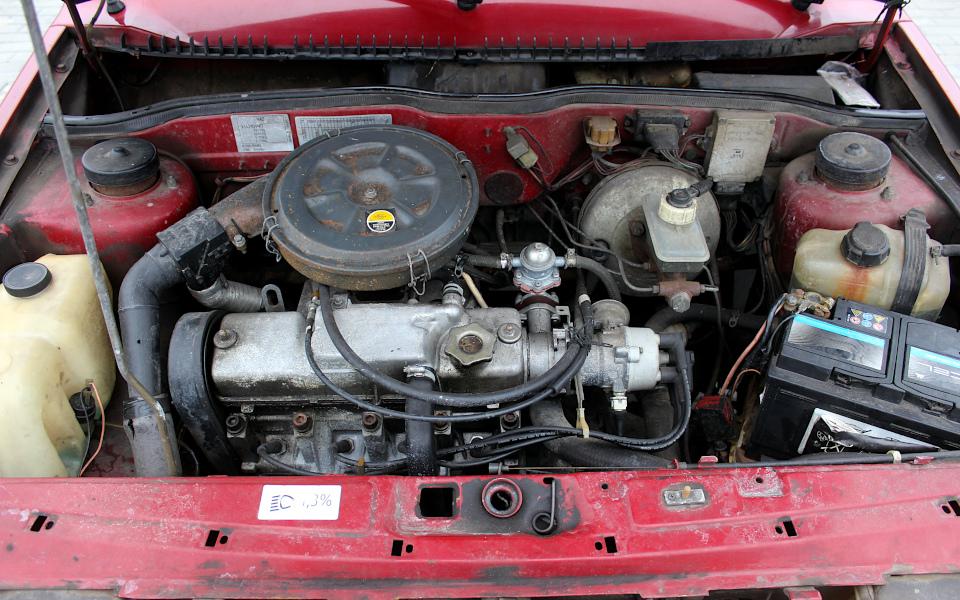 Łada Samara - silnik