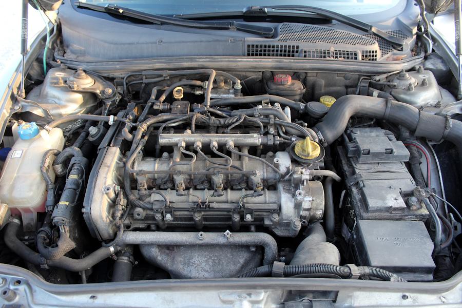 Alfa 147 JTD - silnik