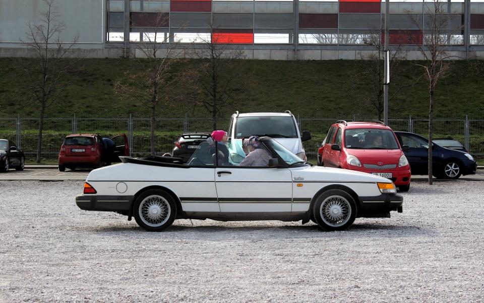 Saab 900 Kabriolet