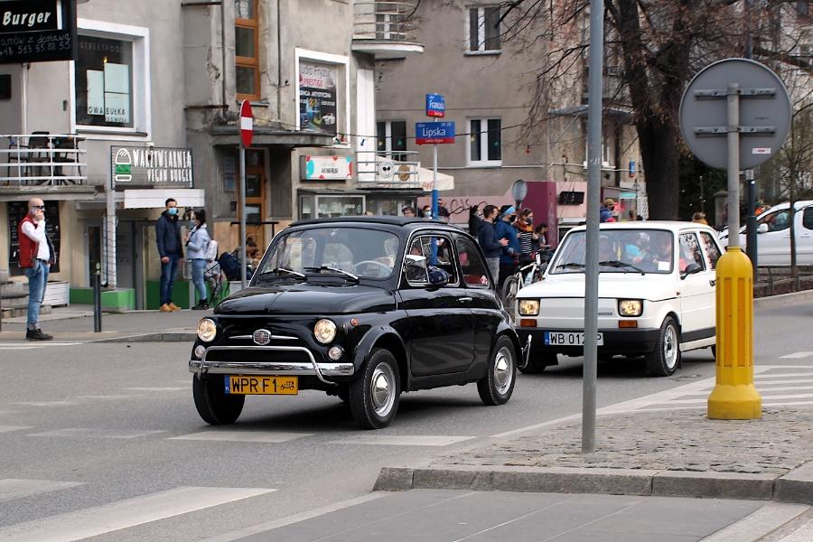 Fiat 500 i 126 Giannini