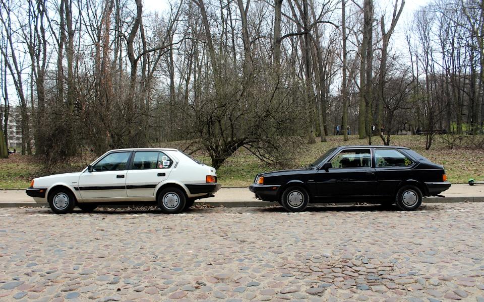 Volvo 360 i 340