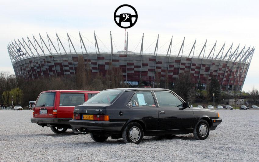 Volvo 740 i 340