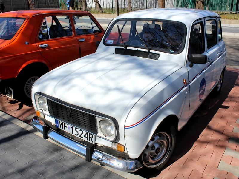 V Rajd Rembertowski - Renault 4