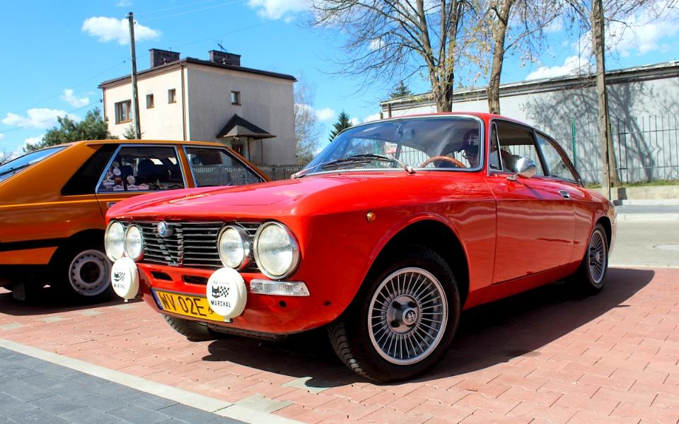 V Rajd Rembertowski - Alfa Romeo GT Junior