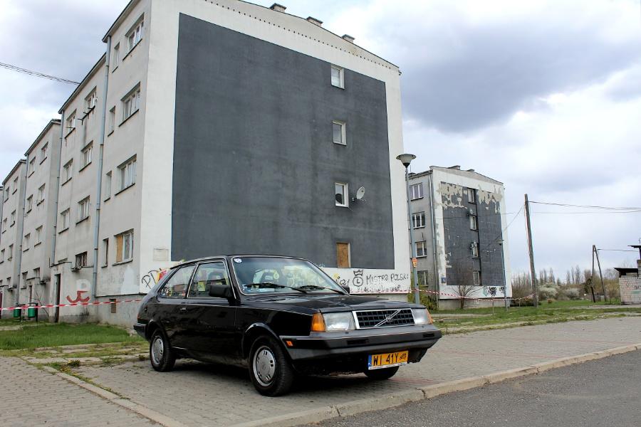 V Rajd Rembertowski - Volvo 340 DAFuq