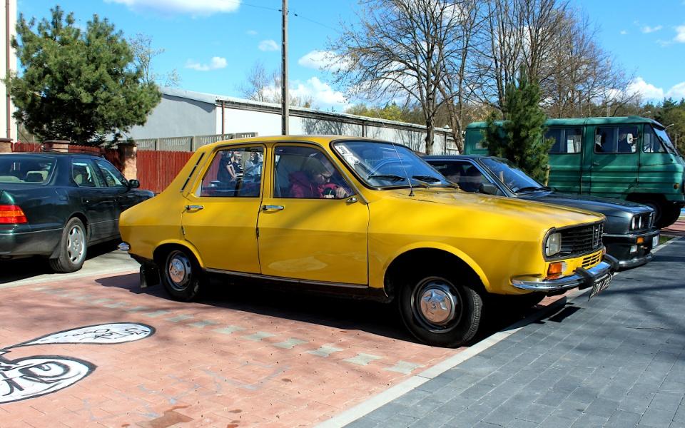 V Rajd Rembertowski - Dacia 1300