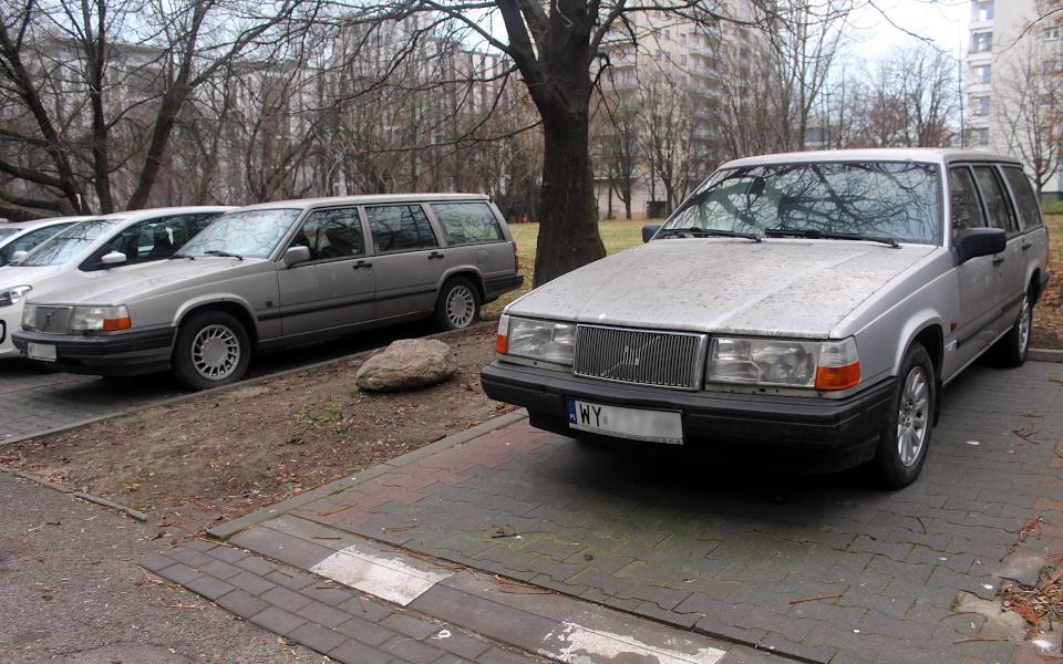 Volvo 960 i 940