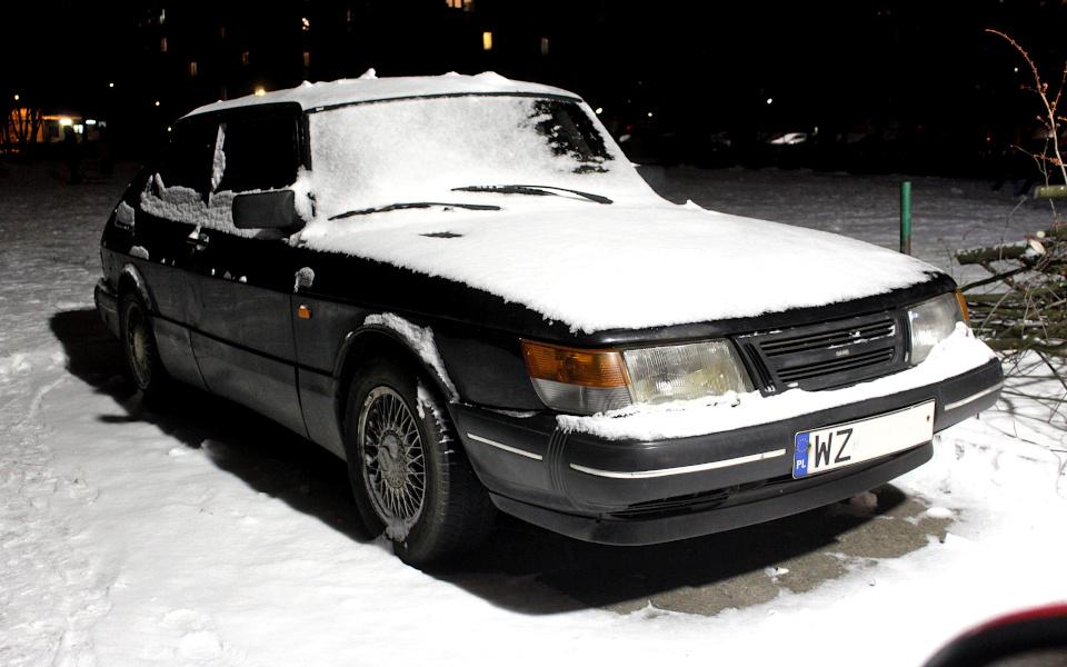 Saab 900 Krokodyl
