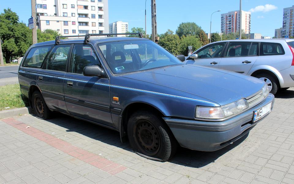 Mazda 626 kombi
