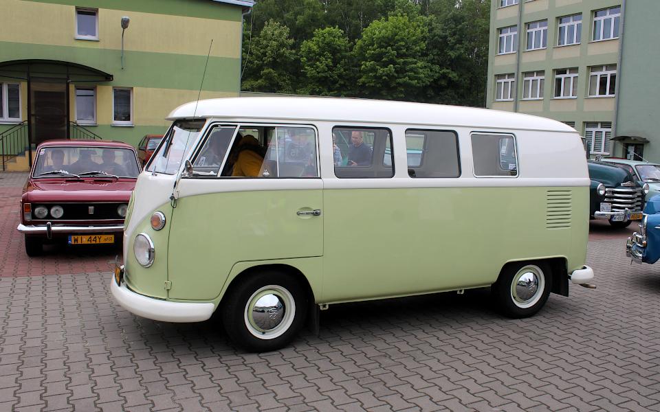 IX Rajd po Ziemi Mińskiej - VW T1