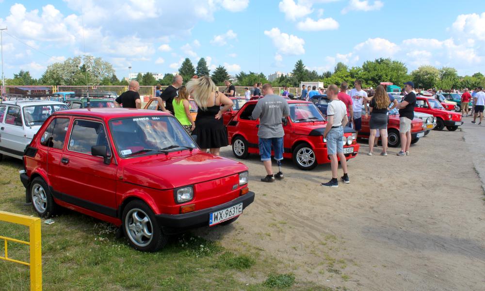 48. Urodziny Malucha - Automobilklub Polski