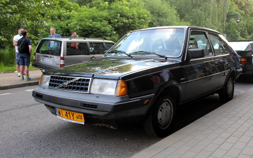 Drive It Day - Volvo 340