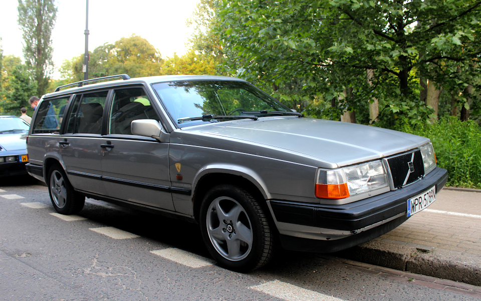 Drive It Day - Volvo 940