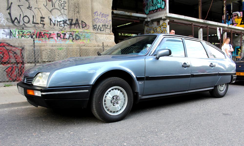 Drive It Day - Citroen CX