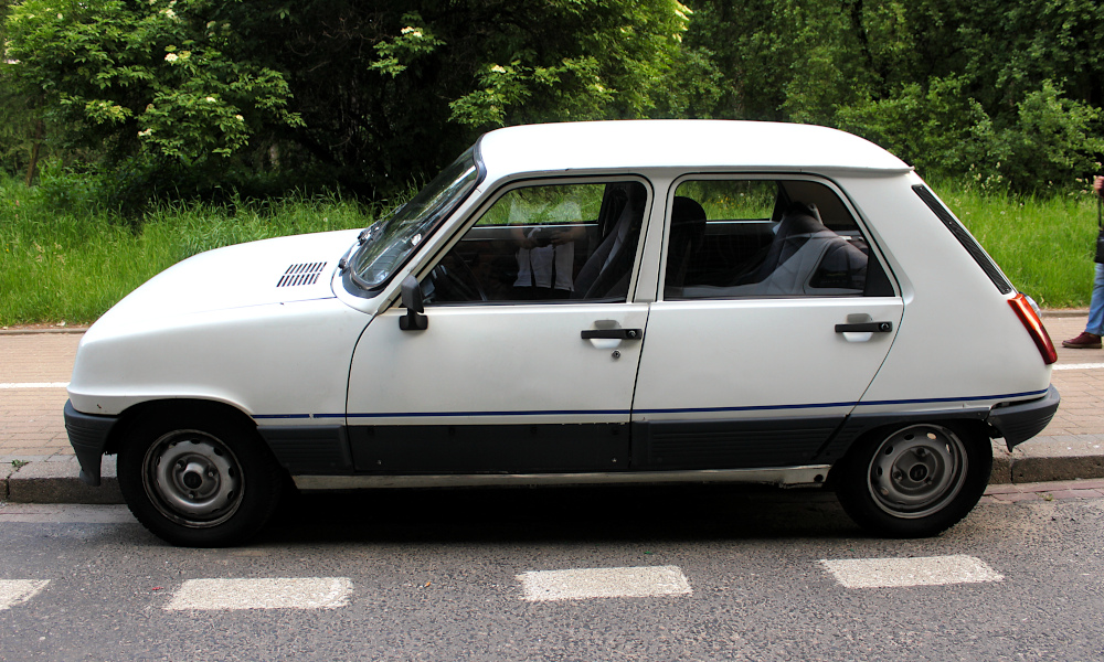 Drive It Day - Renault 5