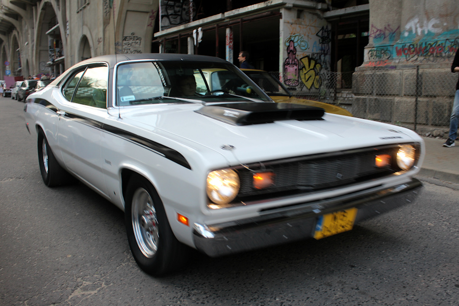Drive It Day - Plymouth Duster