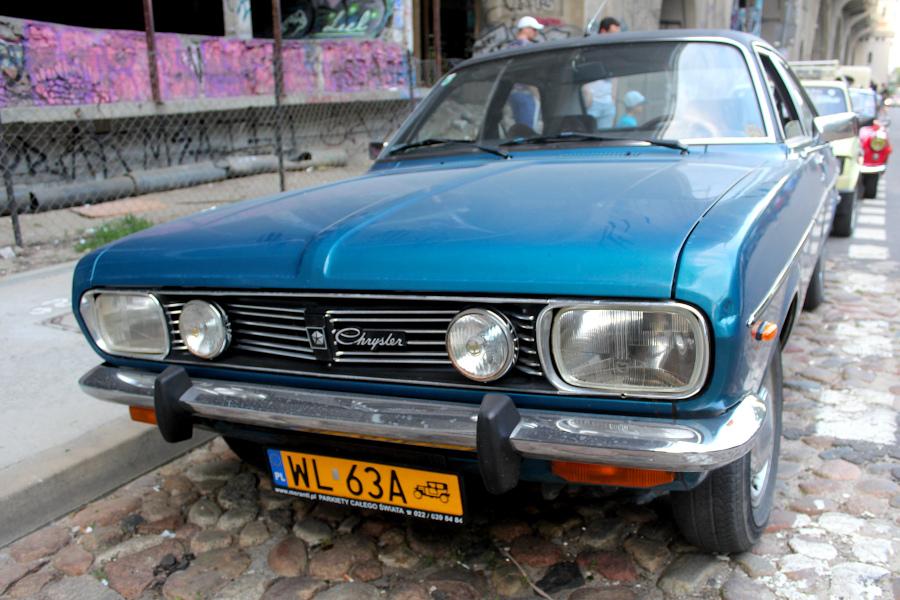 Drive It Day - Chrysler Simca Barreiros