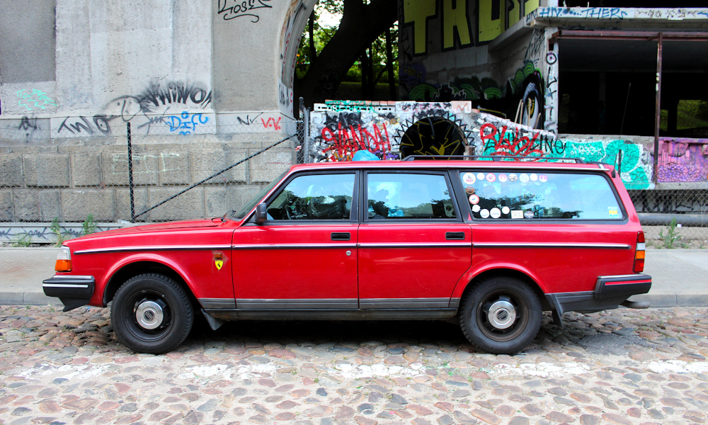 Drive It Day - Volvo 240 kombi