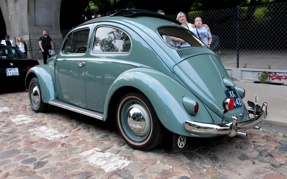 Drive It Day - VW Garbus