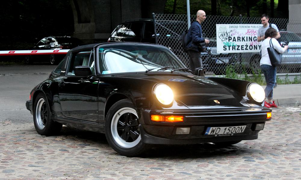Drive It Day - Porsche 911 Targa