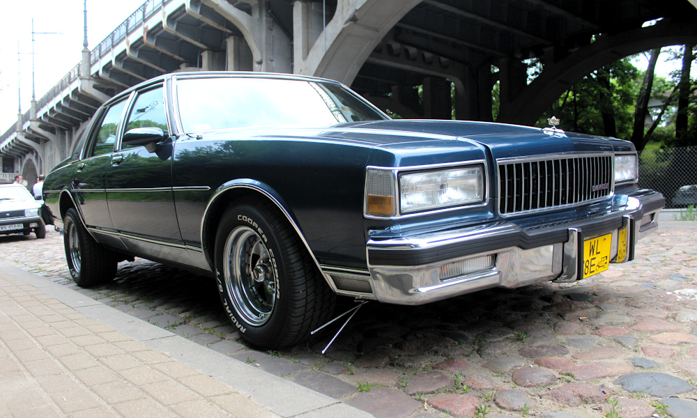 Drive It Day - Chevrolet Caprice