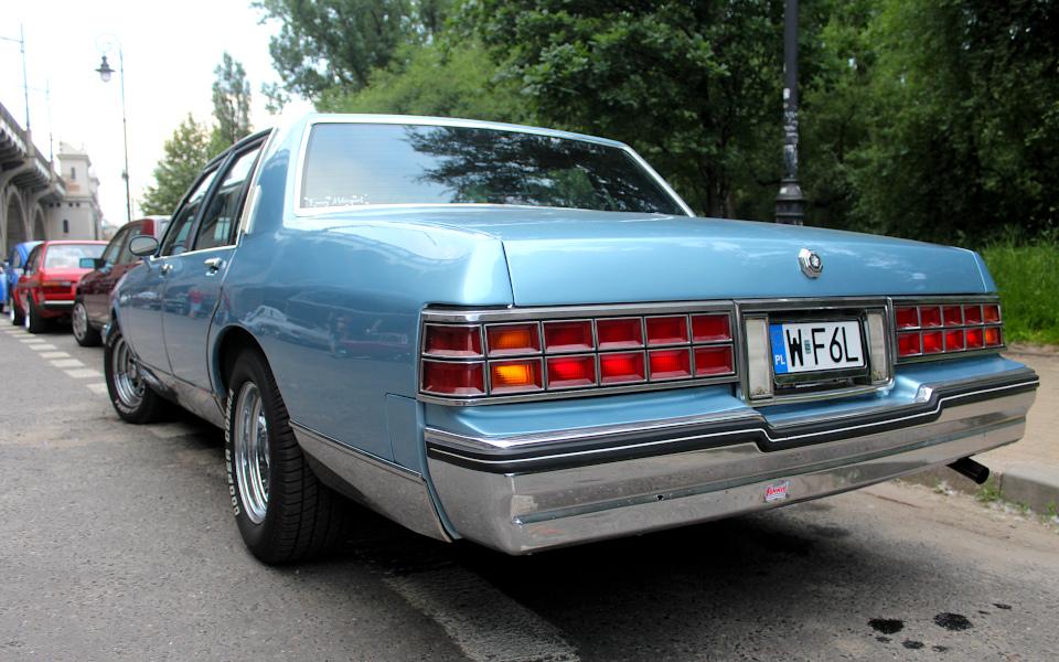 Drive It Day - Pontiac Bonneville