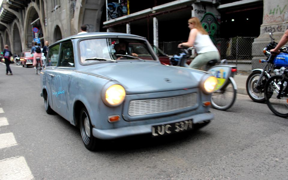 Drive It Day - Trabant