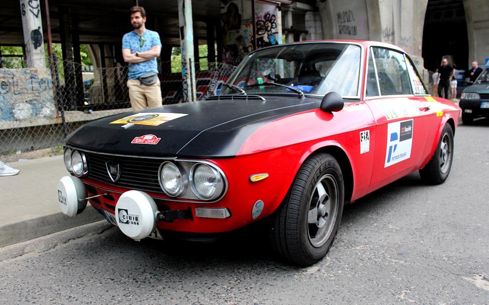 Drive It Day - Lancia Fulvia Coupe