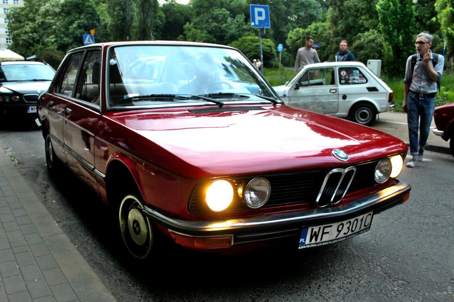 Drive It Day - BMW E12