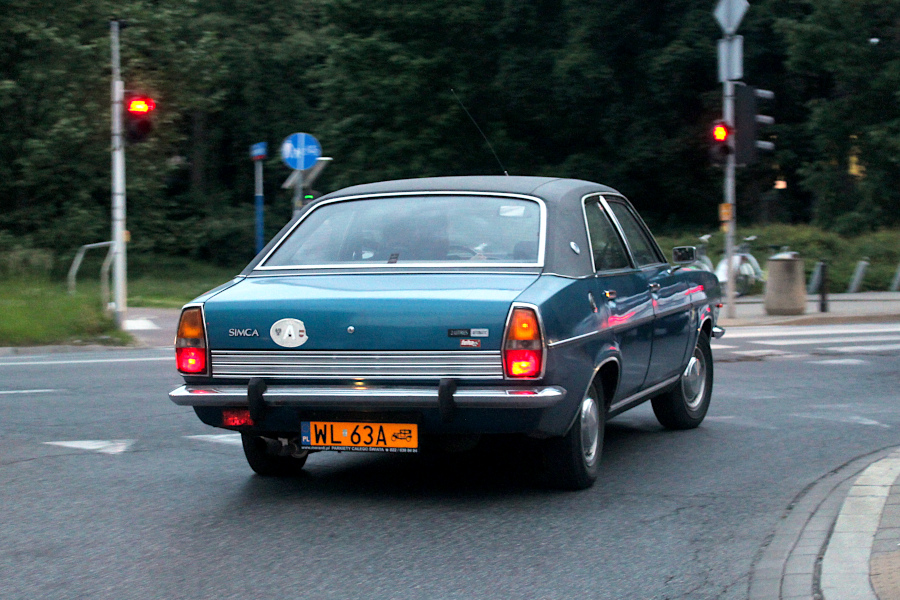 Drive It Day - Chrysler-Simca-Barreiros 2L Automatic