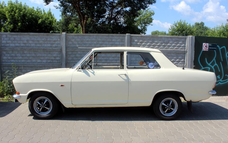 Królewski Rajd Sosnowy '21 - Opel Kadett