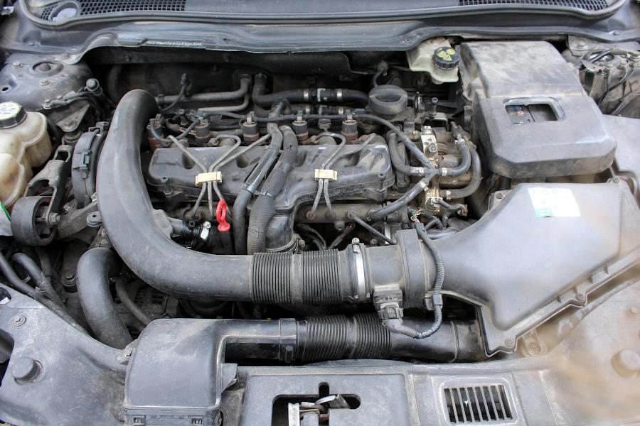 Volvo V50 - silnik D5