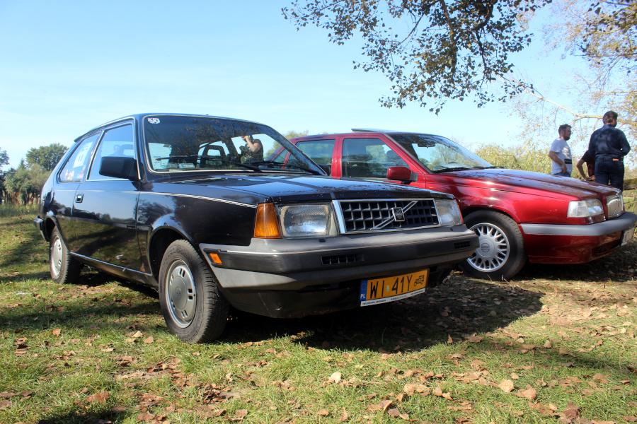 Stary Pojazd i Może 2021 - Volvo 340 DAFuq i Volvo 850