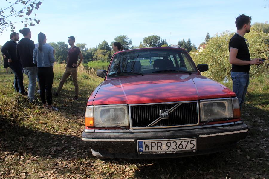 Stary Pojazd i Może - Volvo 240