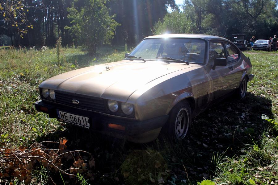 Stary Pojazd i Może - Ford Capri