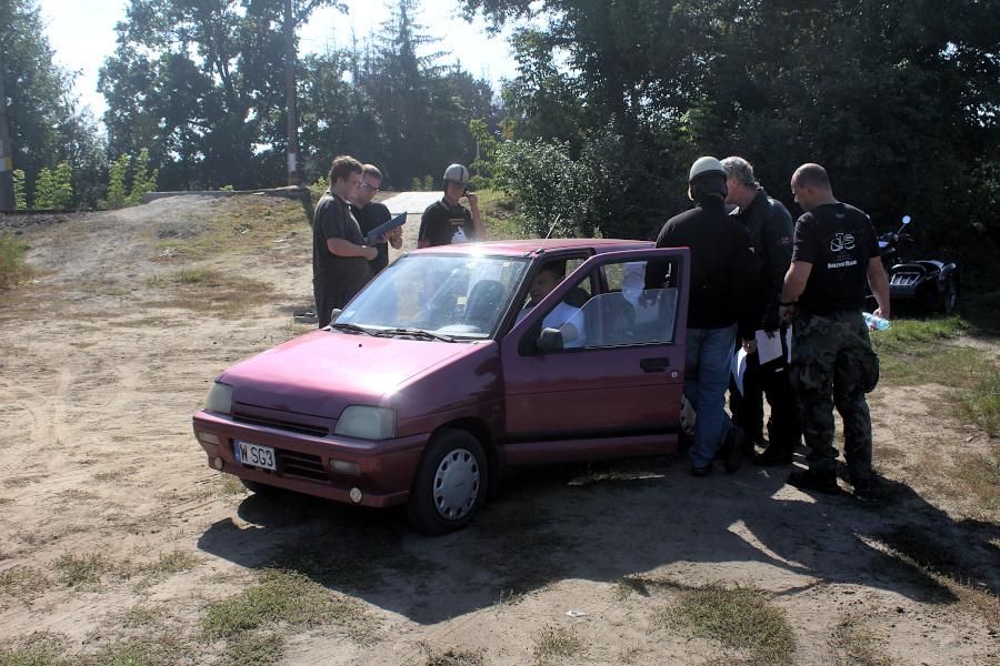 Stary Pojazd i Może - Tico PKP