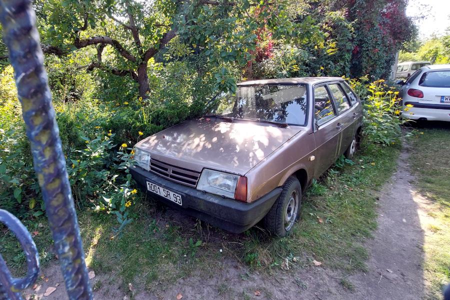 Stary Pojazd i Może - Łada Samara